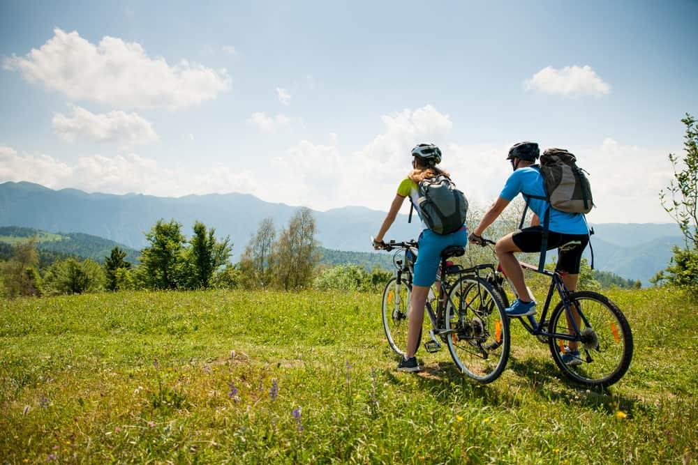 Banff bicycle tours